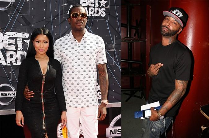 Meek Mill y Nicki Minaj responden a Joe Budden por sus criticas