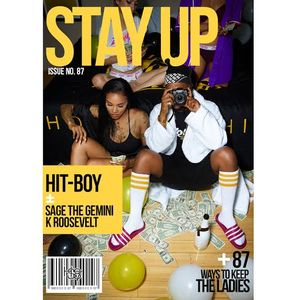 Hit-Boy – Stay Up (Feat. Sage the Gemini & K Roosevelt)
