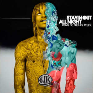 Wiz Khalifa – Stayin Out All Night (Remix) (Feat. Fall Out Boy)