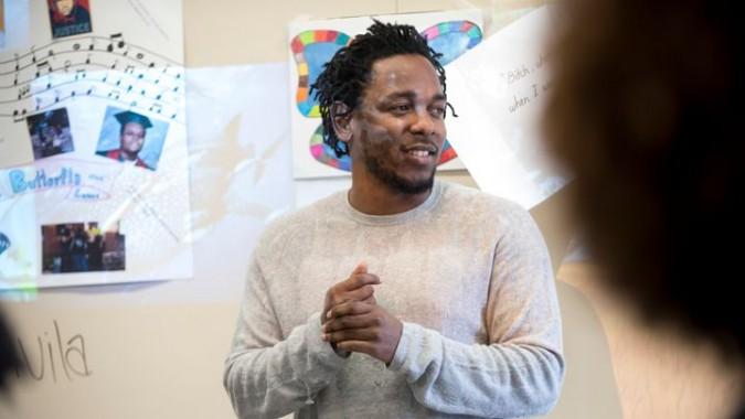 Descubre cómo 'Alright' de Kendrick Lamar ha ayudado a un instituto
