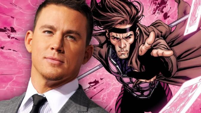 Channing Tatum será el protagonista de 'Gambito', el spin-off de X-Men