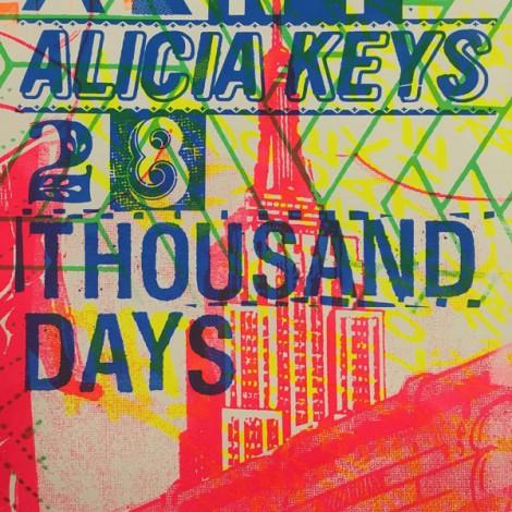 Alicia Keys – 28 Thousand Days