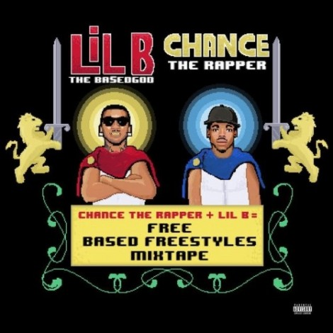 Lil B & Chance The Rapper – Free Based Freestyles Mixtape