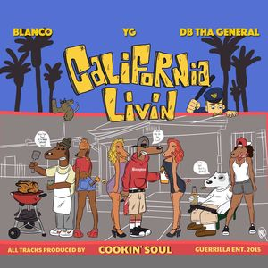 YG x Blanco x DB Tha General – G Thang (Feat. Fiend & AV) (Prod. Cookin Soul)