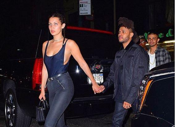 The Weeknd confiesa estar saliendo con una modelo de 18 años