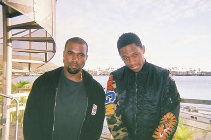¿Están preparando Kanye West y Travis Scott un álbum juntos?