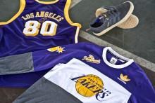 Nueva triple colaboración entre The Hundreds, adidas y la NBA