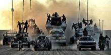 Uber y Mad Max ofrecen viajes gratis en los coches de la película
