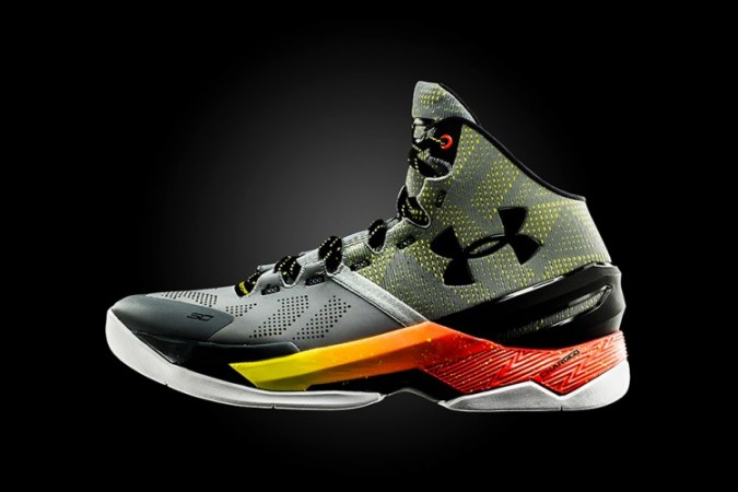 Under Armour Tenis Curry