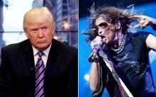 Aerosmith no dejará a Donald Trump utilizar sus canciones en su campaña