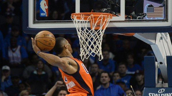 Resumen NBA: LeBron y Westbrook a lo suyo (Por Sergio Rabinal)