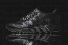Pusha T presentó sus Adidas 'Black Market' ayer en Virginia 1