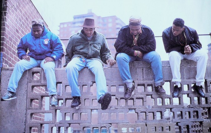 A Tribe Called Quest's – Can I Kick It? (J. Cole Remix)