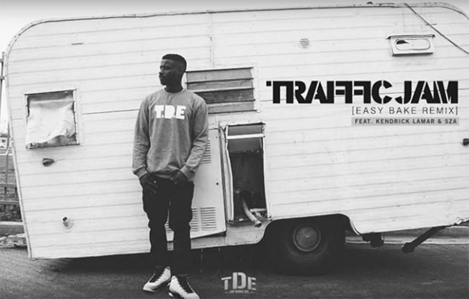 Jay Rock – Traffic Jam (Easy Bake Remix) (Feat. Kendrick Lamar & SZA)
