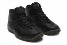 Las Jordan 10 OVO 'Black' anunciadas para 2016