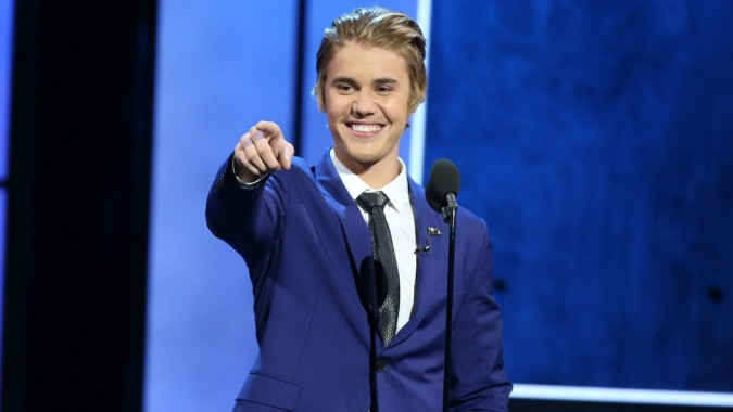 Justin Bieber vuelve a batir un récord en las listas de éxitos