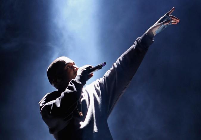 Kanye West cambia el título de 'SWISH' en el último momento