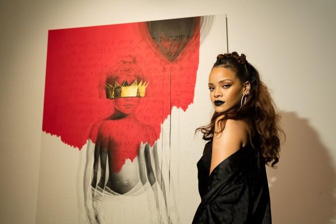 'ANTI' de Rihanna ya está aquí