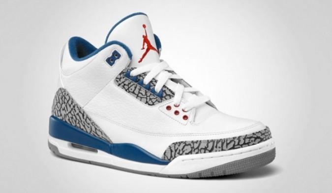 ¡Bombazo! Las Air Jordan 3 'True Blue' volverán este año