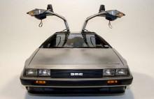 Se lanzará una nueva versión del coche DeLorean de 'Regreso al futuro' pronto