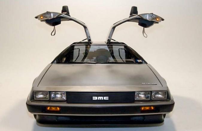 Se lanzará una nueva versión del DeLorean de 'Regreso al futuro' pronto