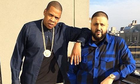 Ahora Jay Z es el nuevo manager de DJ Khaled