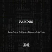 Escucha a Rick Ross en el remix de 'Famous' de Kanye West con Rihanna