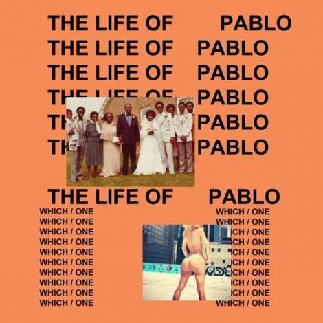 the life of pablo cover 2