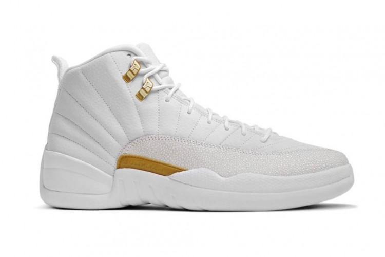 Jordan 13 Blanco Con Dorado