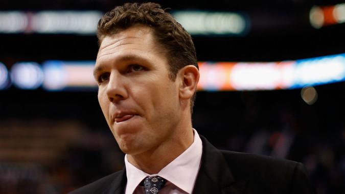 Luke Walton es el nuevo entrenador de los Lakers