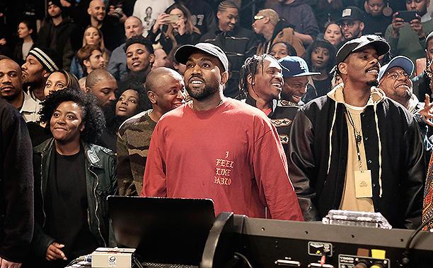 'The Life Of Pablo' se convierte en el séptimo álbum nº 1 de Kanye West