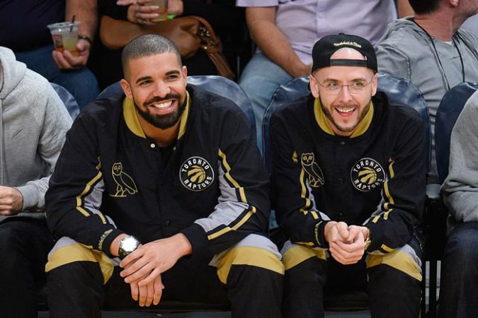 """Drake toma Instagram para agradecer VIEWS a su mano derecha: Noah """"40"""" Shebib"""