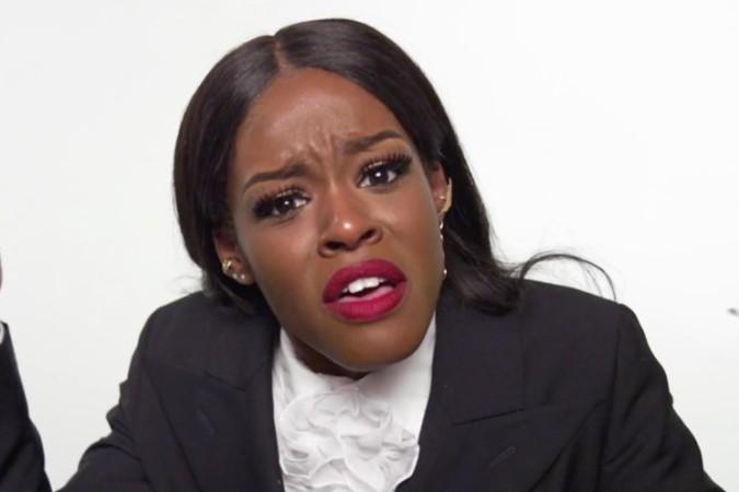 Azealia Banks pide perdón después de que le cierren Twitter