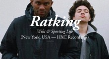 incalling. traen a Wiki y Sporting Life (Ratking) a Madrid