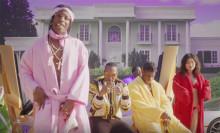 A$AP Mob – Yamborghini High (feat. Juicy J)