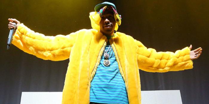 Tyler, the Creator presentó el primer 'Golf Fashion Show'