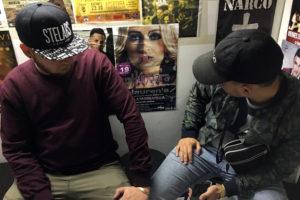 «Lo mejor de tocar con Daddy Yankee fue la barbacoa», entrevistamos a Dellafuente y Maka