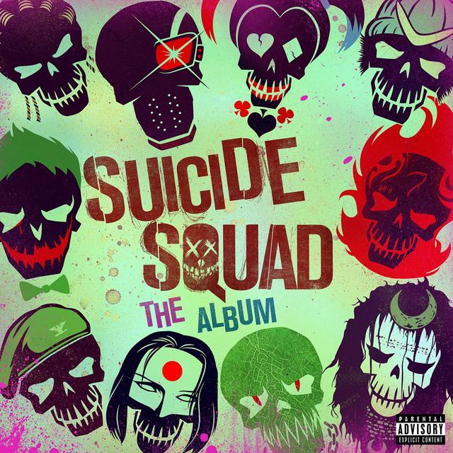 Desfile de Hip Hop en la banda sonora de 'Suicide Squad'