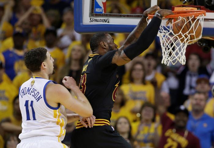 ¡Los Cavaliers ganan la final de la NBA 2016!