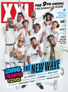 Ya conocemos a los XXL Freshmen que lo reventarán en 2016