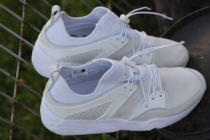 MG 8555 700x467 - Review Puma x Stampd 'Blaze of Glory' #SneakersTV