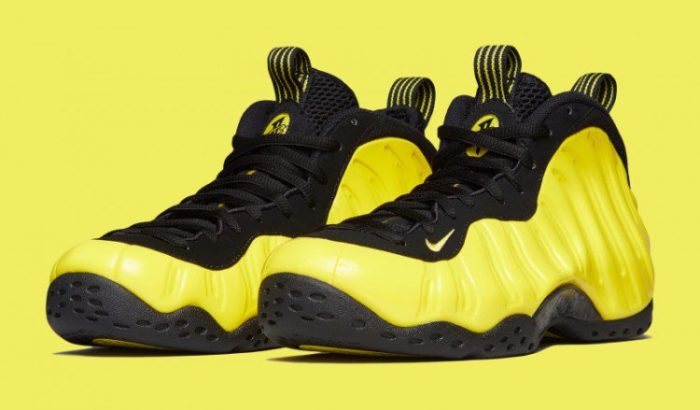 Os presentamos las Nike Air Foamposite 'Wu-Tang'