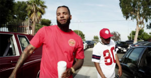 The Game – Roped Off (feat. Problem & Boogie)