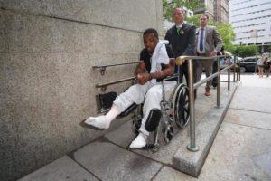 Troy Ave sale de prisión tras pagar 500.000 dólares de fianza