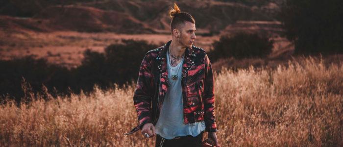 MGK lanza 'Dopeman', su nuevo single para la película 'The Land'