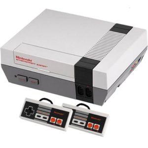 La clásica Nintendo NES estará a la venta de nuevo este año