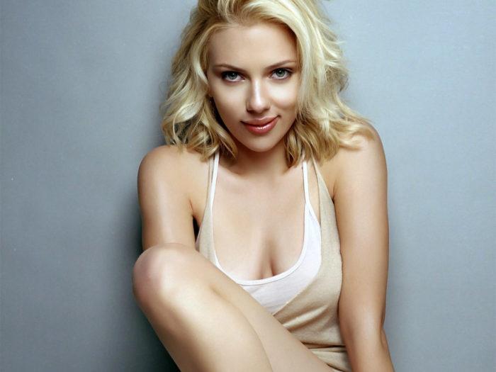 Scarlett Johansson es ya la actriz que más pasta ha hecho en la historia del cine