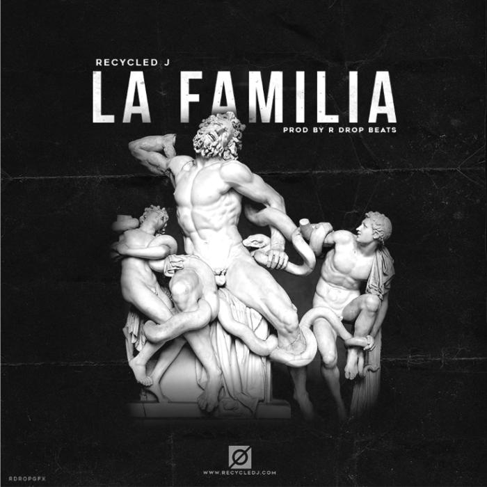 Recycled J honra a los suyos en su último single 'La Familia'
