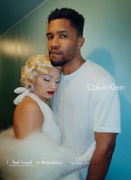 Frank Ocean, Young Thug y Yung Beef son las nuevas caras de Calvin Klein