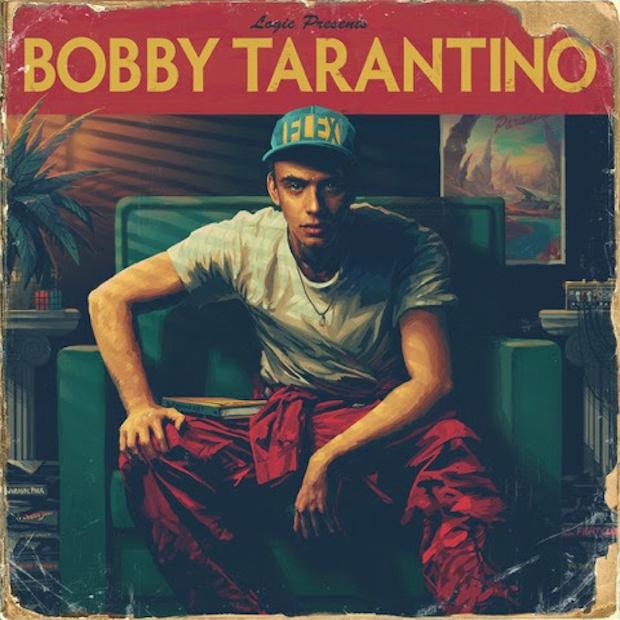 'Bobby Tarantino' es el nuevo trabajo de Logic